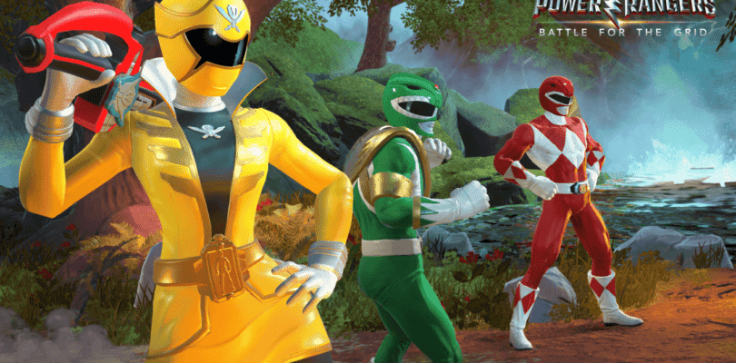 Power Rangers: Battle for the Grid contará con cross-play, pero no para PlayStation 4