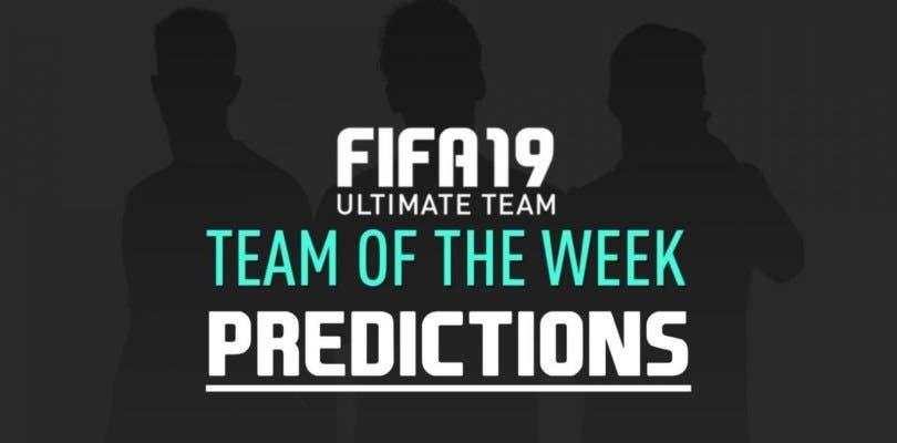 Luis Suárez, De Gea e Iñaki Williams son los jugadores más destacados en las predicciones del TOTW 18 de FIFA 19 Ultimate Team