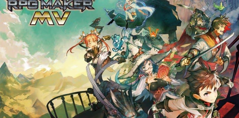 El lanzamiento para consolas de RPG Maker MV ha sufrido un retraso