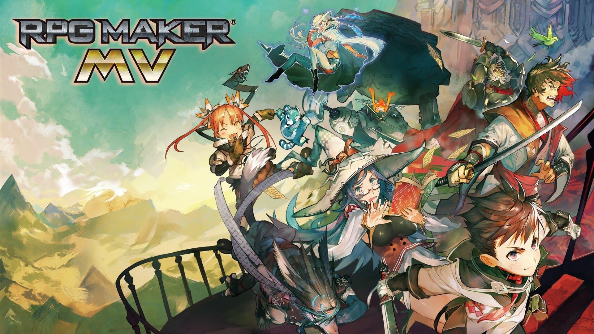 Imagen de RPG Maker MV revela detalles sobre varios temas musicales y las voces de los personajes