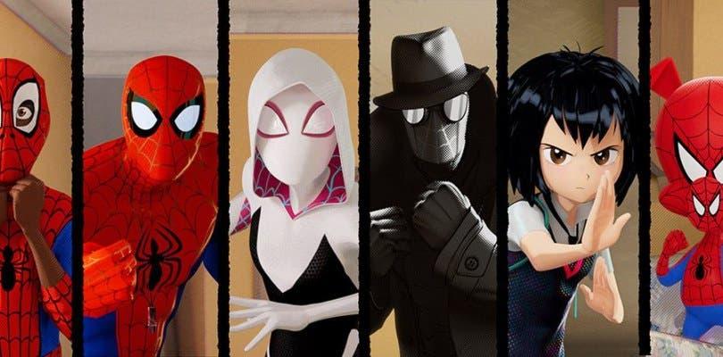 Los personajes de Spider-Man: Un nuevo universo podrían llegar a televisión