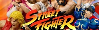 Pop Culture Shock luce su colección de Street Fighter en un espectacular vídeo