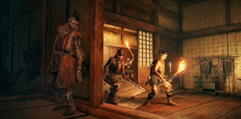Sekiro: Shadows Die Twice presenta nuevos detalles junto a un gameplay