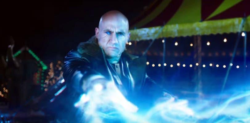 Billy a lo Zeus en el nuevo spot de Shazam!