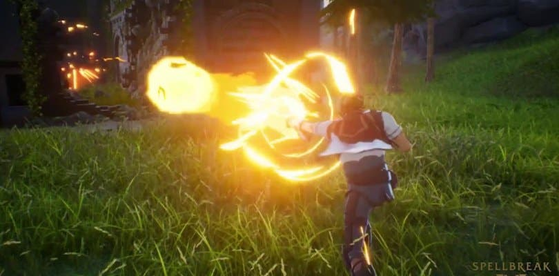 El Battle Royale mágico, Spellbreak, se muestra en un nuevo gameplay