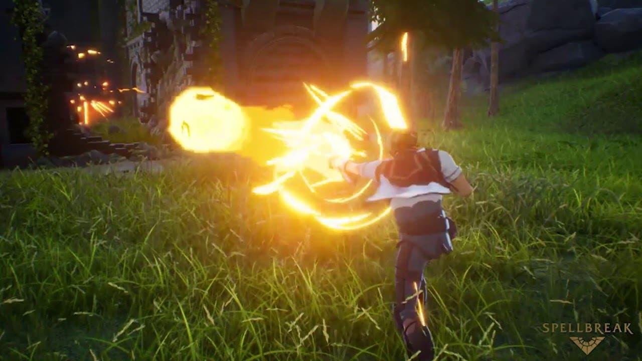Imagen de Spellbreak, el mágico Battle Royale, celebra su beta cerrada con un tráiler