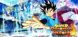 Anunciado Super Dragon Ball Heroes: World Mission para PC y Nintendo Switch