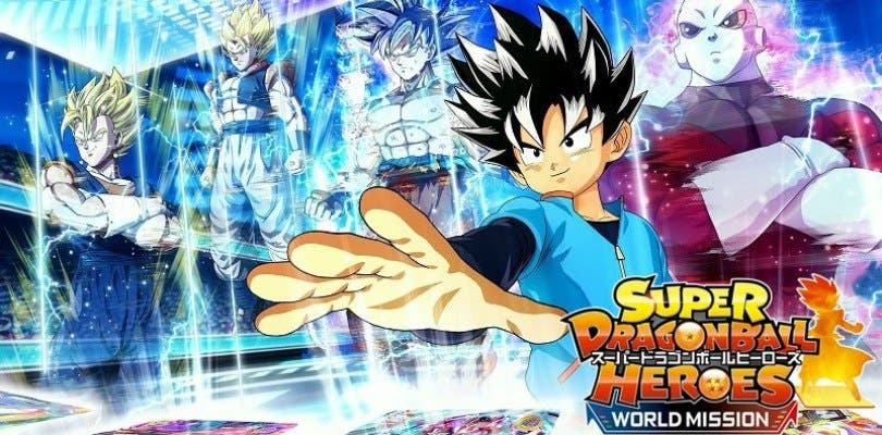 Anunciado Super Dragon Ball Heroes: World Mission para PC y Nintendo Switch