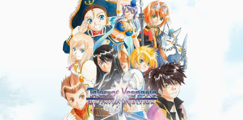 Comparación gráfica de Tales of Vesperia: Definitive Edition en sus diferentes versiones