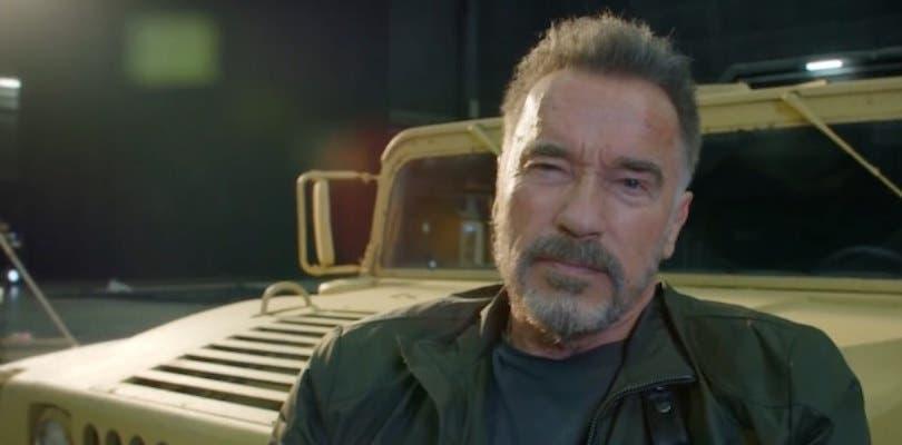 Terminator 6 calienta a la máquina en un nuevo tráiler detrás de cámaras