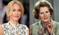 Gillian Anderson será Margaret Thatcher en The Crown