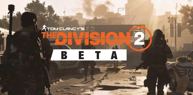 Ubisoft anuncia el contenido al que podremos acceder en la beta privada de The Division 2