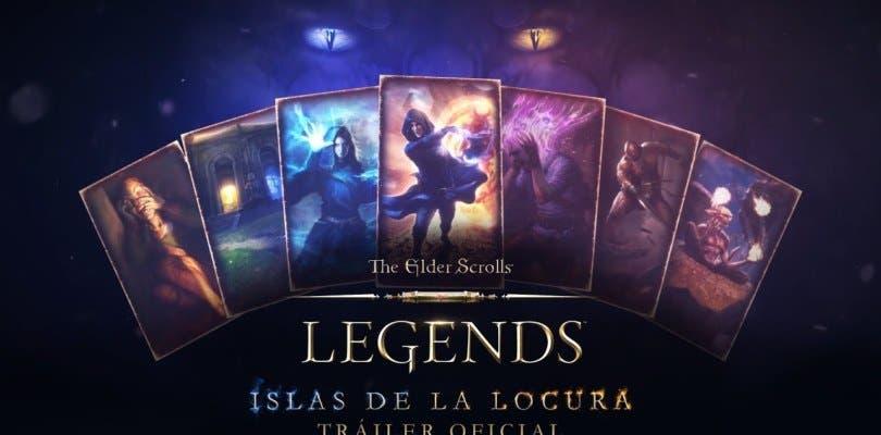 Islas de la Locura es la nueva expansión de The Elder Scrolls: Legends