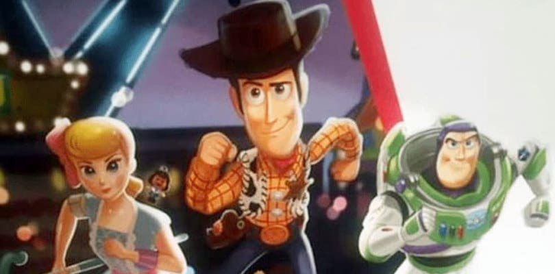 Los juguetes al rescate en el nuevo póster filtrado de Toy Story 4