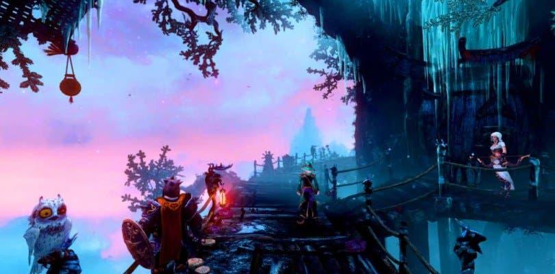 Trinelogy, la trilogía de la saga Trine, ha sido clasificada para Nintendo Switch