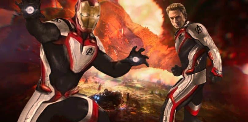 Una filtración confirma los rumoreados trajes blancos de Vengadores: Endgame