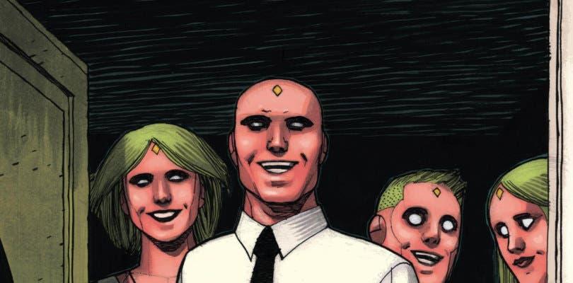 La nueva serie de Visión estaría basada en la saga shakesperiana de Tom King