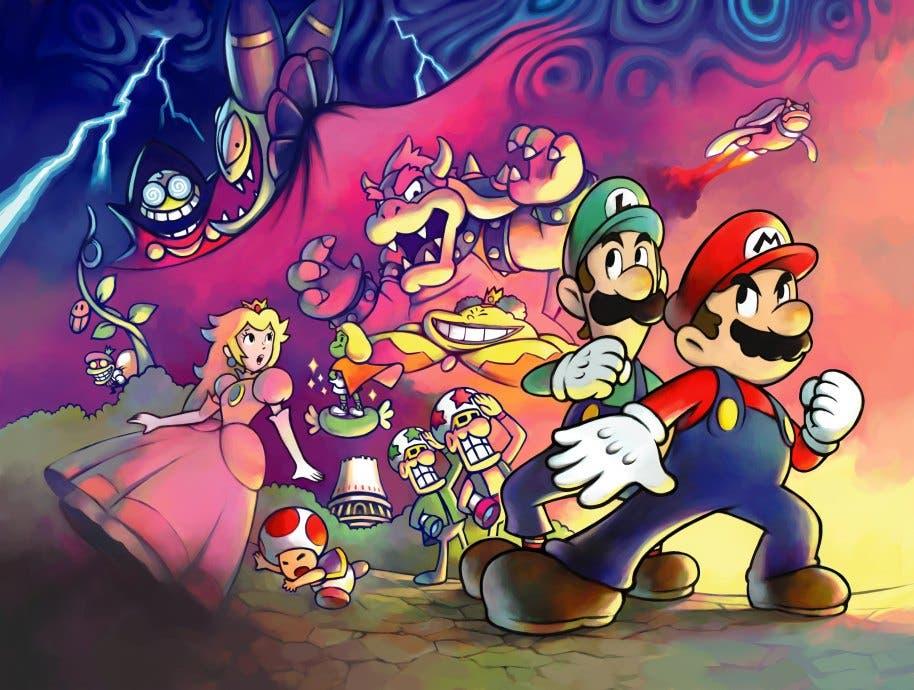 Imagen de Análisis Mario & Luigi: Viaje al centro de Bowser + Las Peripecias de Bowsy