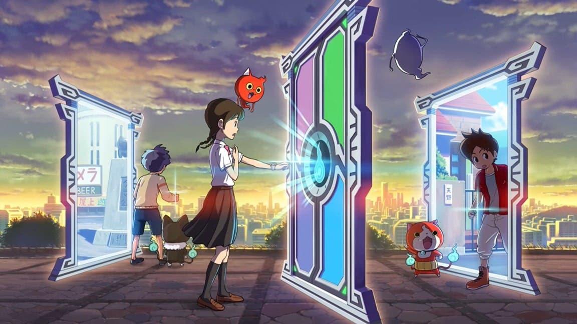 Imagen de Yo-Kai Watch 4 se deja ver en movimiento en un nuevo vídeo