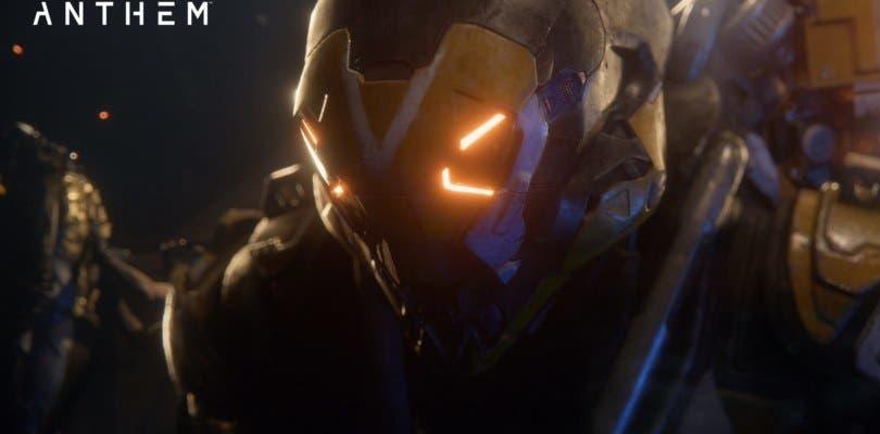 Las loot boxes no llegarán a Anthem según BioWare