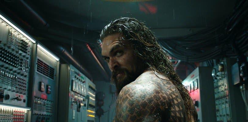 Aquaman toca el cielo internacional del DCEU