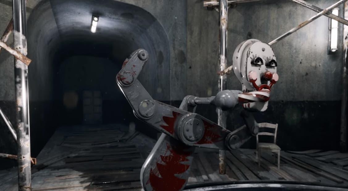 Imagen de Atomic Heart muestra su terror distópico lleno de disparos en un nuevo gameplay