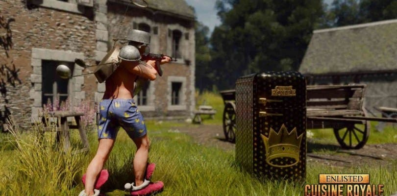 Ya disponible en acceso anticipado el divertido Cuisine Royale para Xbox One