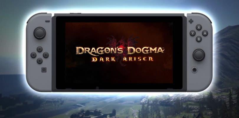 Dragon's Dogma: Dark Arisen no exigirá Nintendo Switch Online para sus tareas en línea