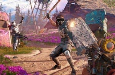 Far Cry New Dawn se mueve de escándalo a 4K nativos en Xbox One X