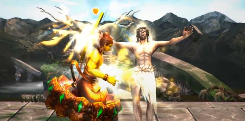 Fight of Gods traerá sus batallas divinas a Switch este mismo mes