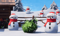 Nuevas armas, el Muñeco de nieve sigiloso y mucho más llega a Fortnite con el parche 7.20