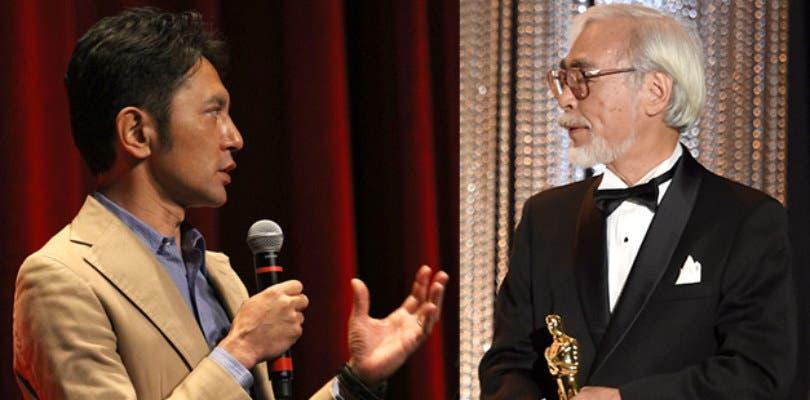 Hayao Miyazaki y su hijo vuelven a trabajar juntos en Studio Ghibli