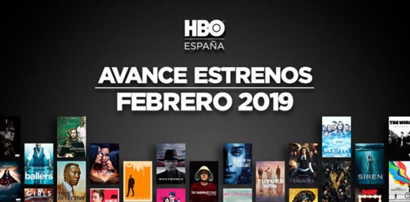 Estas son todas las películas y series que llegan a HBO España en febrero