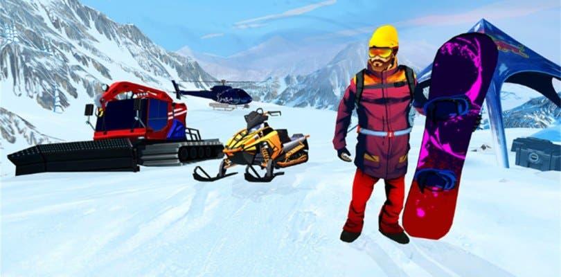 Snowboarding The Next Phase llegará a Nintendo Switch la próxima semana