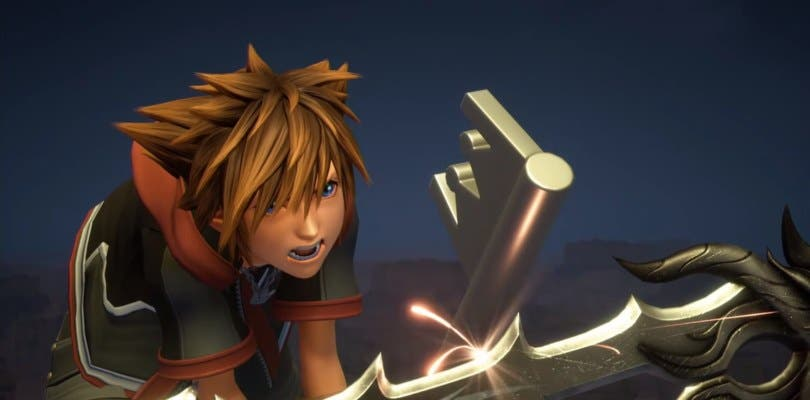 Kingdom Hearts III presenta un pequeño avance a escasos días de su lanzamiento