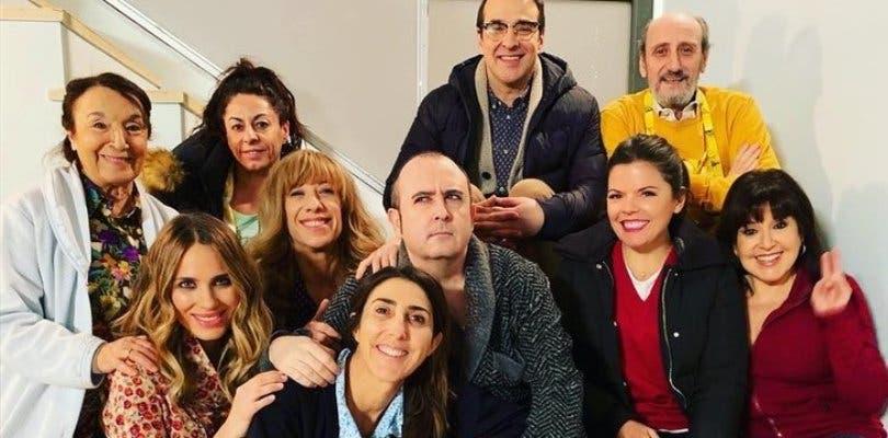La Que Se Avecina estrena su undécima temporada mañana en Telecinco