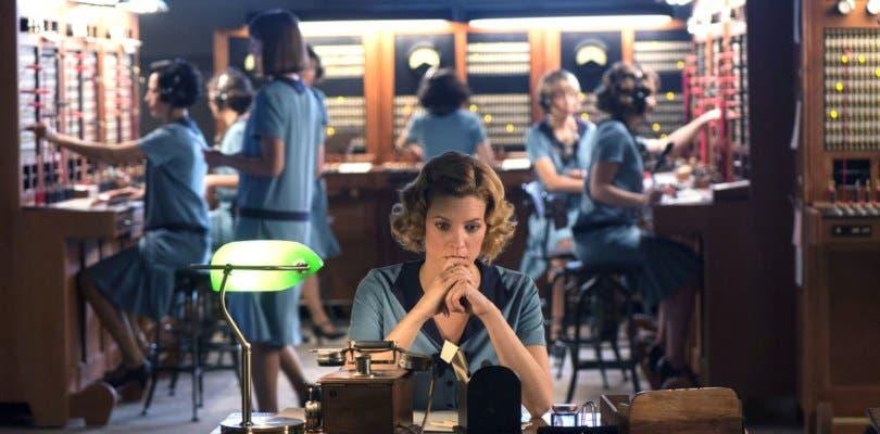 Maggie Civantos abandonaría Las Chicas del Cable en su quinta temporada