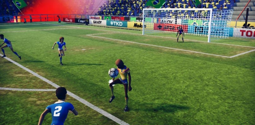 El fútbol clásico de Legendary Eleven ya disponible en Xbox One