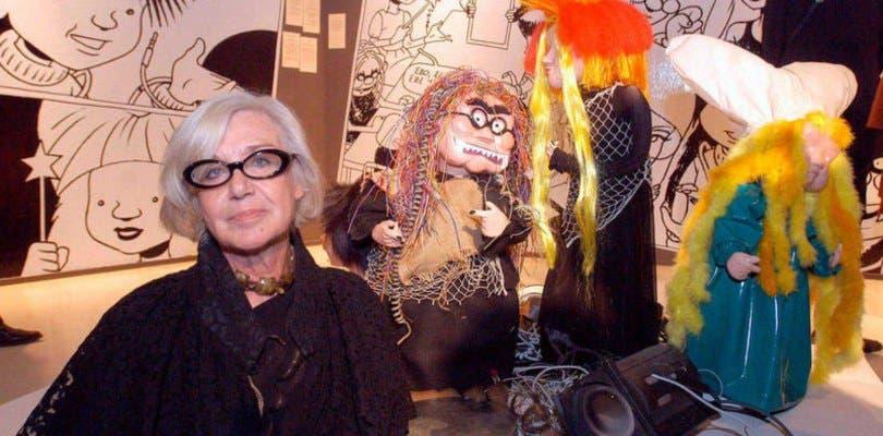 Fallece Lolo Rico, la creadora del mítico programa La Bola de Cristal