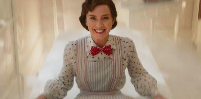 Disney ya está desarrollando El regreso de Mary Poppins 2 con Emily Blunt