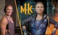 La luchadora de la UFC Ronda Rousey, presta su imagen a Sonya Blade en Mortal Kombat 11