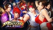 El juego para móviles de The King of Fighters al fin sale de Asia