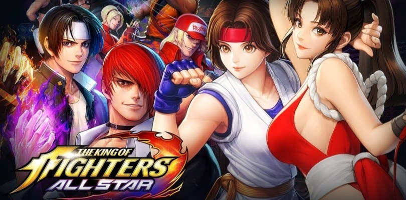El juego para móviles de The King of Fighters al fin sale de Asia