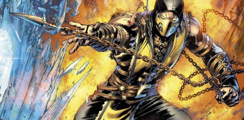 Warner Bros. trabaja en una película animada de Mortal Kombat
