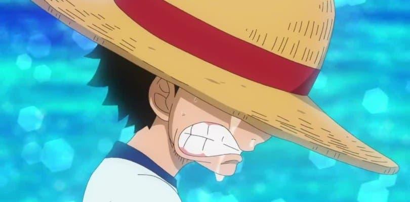 Así serán Luffy y compañía en la nueva película de One Piece