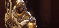 Llega a Overwatch el desafío Bastet con el que desbloquear una skin para Ana