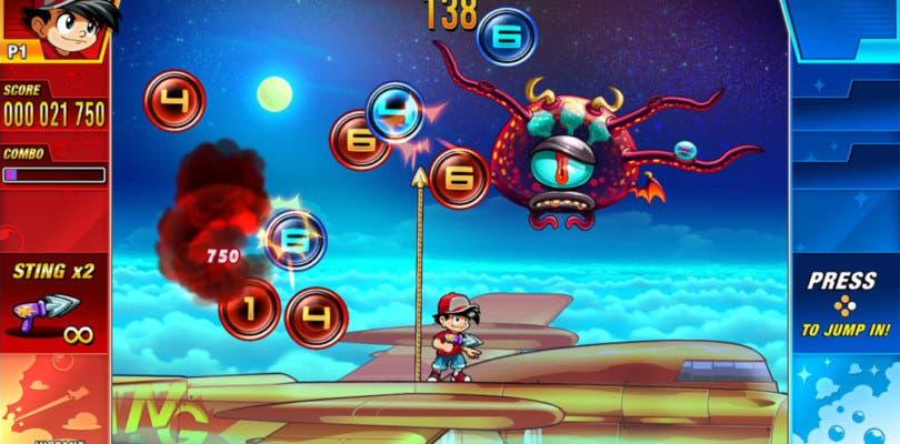 El arcade donde quieras, Pang Adventures ya está en Nintendo Switch