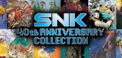SNK 40th Anniversary Collection finalmente llegará a PlayStation 4