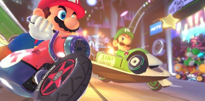 Mario Kart 8 se convierte en el segundo juego de carreras más vendido en la historia de US