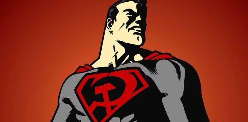 Warner Bros. trabaja en una película animada de Superman: Red Son